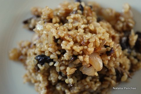 C mo cocinar arroz yamani natalia penchas for Como cocinar arroz