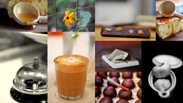 Armani y cafe en bocca al luppo
