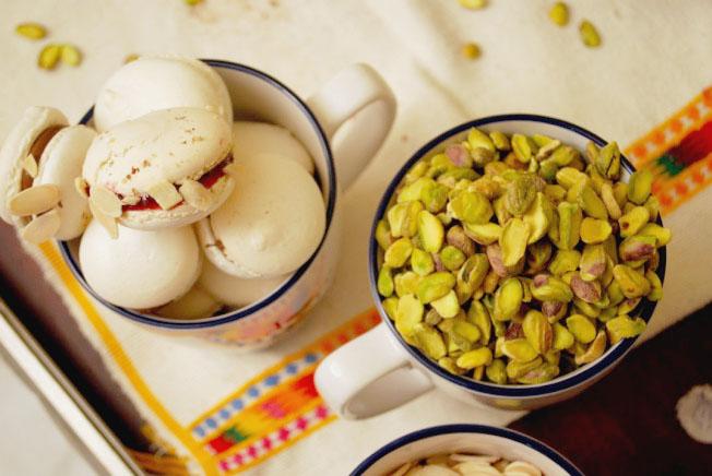macaroon-con-pistachios pho